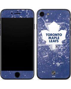 Toronto Maple Leafs Frozen iPhone SE Skin