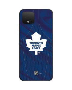 Toronto Maple Leafs Home Jersey Google Pixel 4 Skin