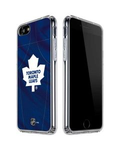 Toronto Maple Leafs Home Jersey iPhone SE Clear Case