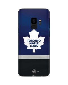 Toronto Maple Leafs Jersey Galaxy S9 Skin