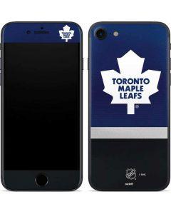 Toronto Maple Leafs Jersey iPhone SE Skin