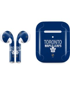 Toronto Maple Leafs Lineup Apple AirPods 2 Skin