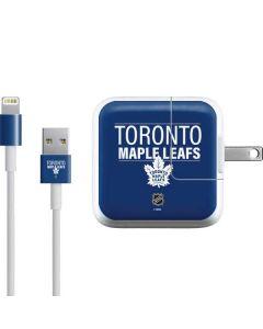 Toronto Maple Leafs Lineup iPad Charger (10W USB) Skin
