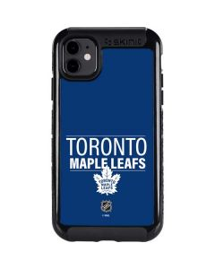 Toronto Maple Leafs Lineup iPhone 11 Cargo Case