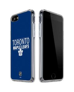 Toronto Maple Leafs Lineup iPhone SE Clear Case