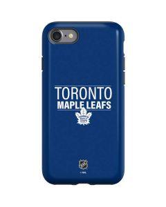 Toronto Maple Leafs Lineup iPhone SE Pro Case