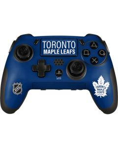 Toronto Maple Leafs Lineup PlayStation Scuf Vantage 2 Controller Skin
