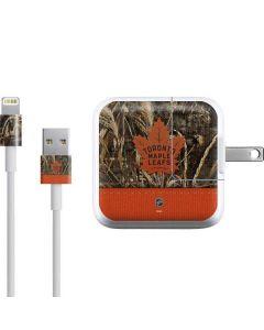Toronto Maple Leafs Realtree Max-5 Camo iPad Charger (10W USB) Skin