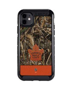 Toronto Maple Leafs Realtree Max-5 Camo iPhone 11 Cargo Case