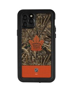 Toronto Maple Leafs Realtree Max-5 Camo iPhone 11 Pro Waterproof Case