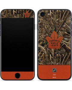 Toronto Maple Leafs Realtree Max-5 Camo iPhone SE Skin
