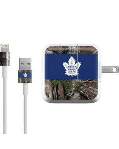 Toronto Maple Leafs Realtree Xtra Camo iPad Charger (10W USB) Skin