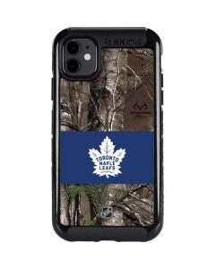 Toronto Maple Leafs Realtree Xtra Camo iPhone 11 Cargo Case