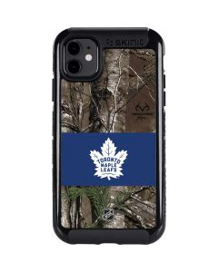Toronto Maple Leafs Realtree Xtra Camo iPhone 11 Cargo Case