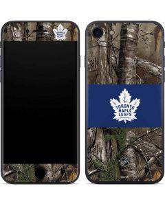Toronto Maple Leafs Realtree Xtra Camo iPhone SE Skin