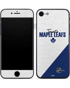 Toronto Maple Leafs Script iPhone SE Skin