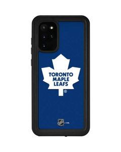 Toronto Maple Leafs Solid Background Galaxy S20 Plus Waterproof Case