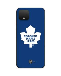 Toronto Maple Leafs Solid Background Google Pixel 4 Skin