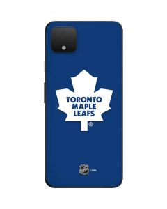 Toronto Maple Leafs Solid Background Google Pixel 4 XL Skin