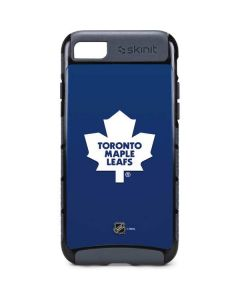 Toronto Maple Leafs Solid Background iPhone 8 Cargo Case