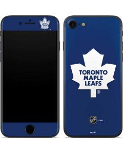 Toronto Maple Leafs Solid Background iPhone SE Skin