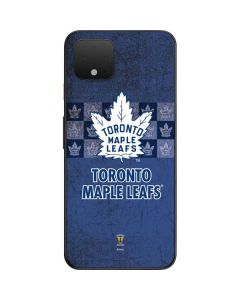 Toronto Maple Leafs Vintage Google Pixel 4 Skin