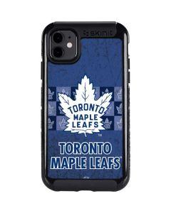 Toronto Maple Leafs Vintage iPhone 11 Cargo Case