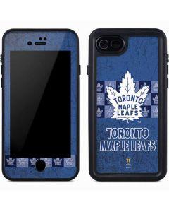 Toronto Maple Leafs Vintage iPhone 7 Waterproof Case