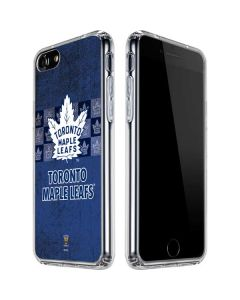 Toronto Maple Leafs Vintage iPhone SE Clear Case