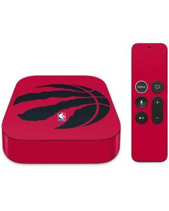Toronto Raptors Large Logo Apple TV Skin