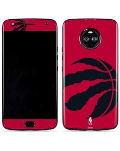 Toronto Raptors Large Logo Moto X4 Skin
