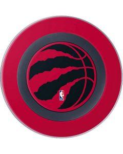 Toronto Raptors Large Logo Wireless Charger Skin