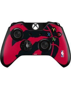 Toronto Raptors Large Logo Xbox One Controller Skin