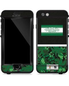 Toronto St. Pats Retro Tropical Print LifeProof Nuud iPhone Skin