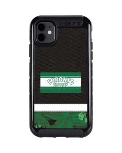 Toronto St. Pats Retro Tropical Print iPhone 11 Cargo Case