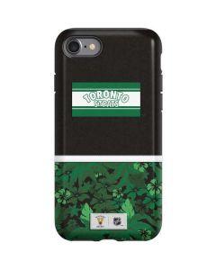 Toronto St. Pats Retro Tropical Print iPhone SE Pro Case