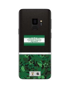 Toronto St. Pats Retro Tropical Print Galaxy S9 Skin