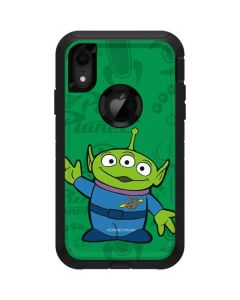 Toy Story Alien Otterbox Defender iPhone Skin