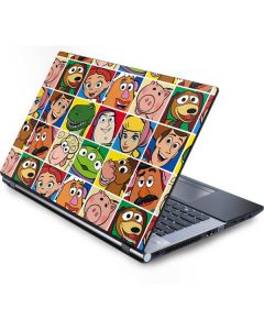 Toy Story Collage Generic Laptop Skin