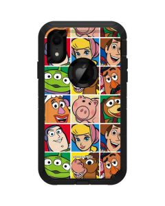 Toy Story Collage Otterbox Defender iPhone Skin