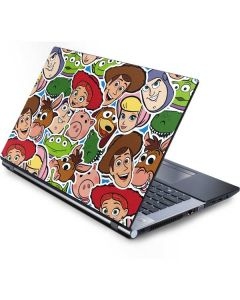 Toy Story Outline Generic Laptop Skin