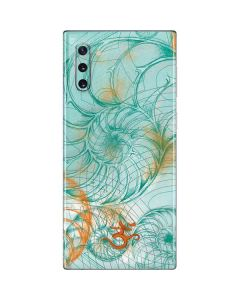 Tranquility Galaxy Note 10 Skin