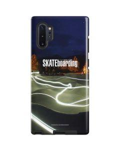 TransWorld Luminescent Skate Park Lights Galaxy Note 10 Plus Pro Case