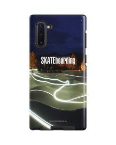 TransWorld Luminescent Skate Park Lights Galaxy Note 10 Pro Case