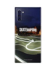 TransWorld Luminescent Skate Park Lights Galaxy Note 10 Skin