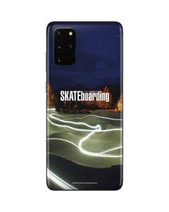 TransWorld Luminescent Skate Park Lights Galaxy S20 Plus Skin