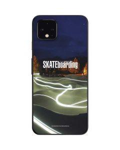 TransWorld Luminescent Skate Park Lights Google Pixel 4 Skin