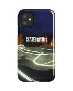TransWorld Luminescent Skate Park Lights iPhone 11 Impact Case