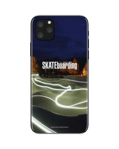 TransWorld Luminescent Skate Park Lights iPhone 11 Pro Max Skin
