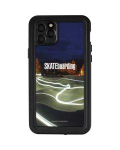TransWorld Luminescent Skate Park Lights iPhone 11 Pro Max Waterproof Case